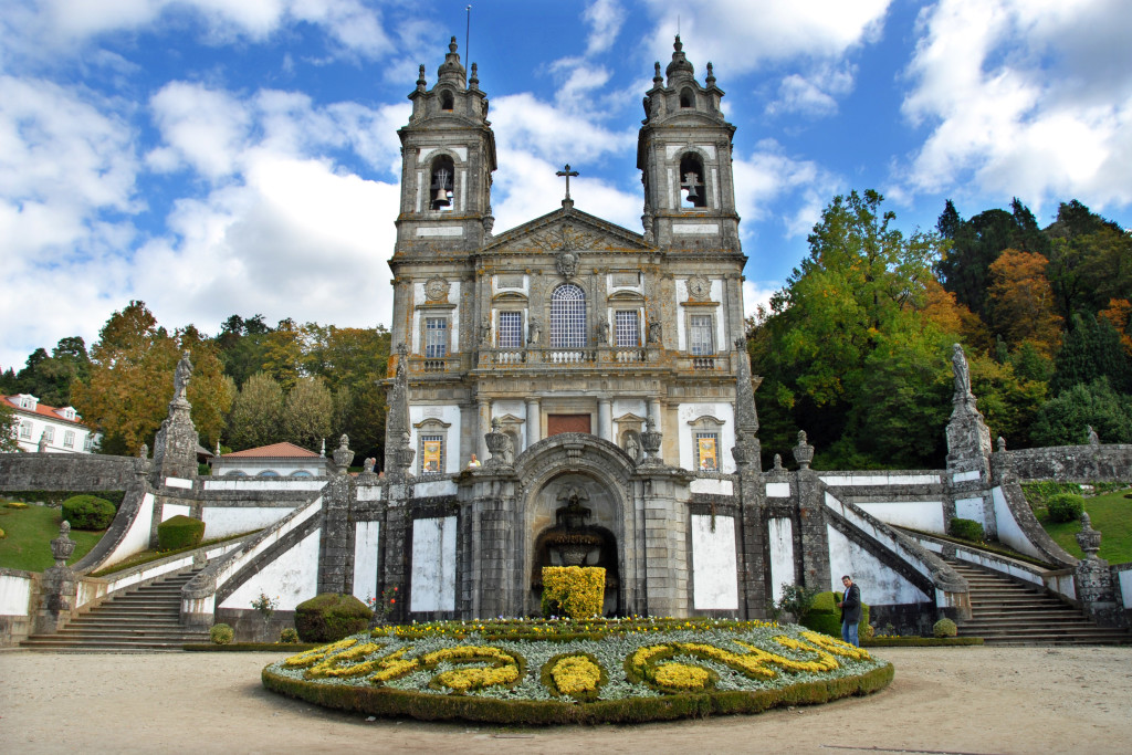Retire Abroad to Santuário do Bom Jesus do Monte in Braga, Portugal