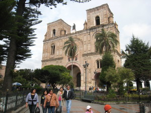 The Cathedral of Cuenca