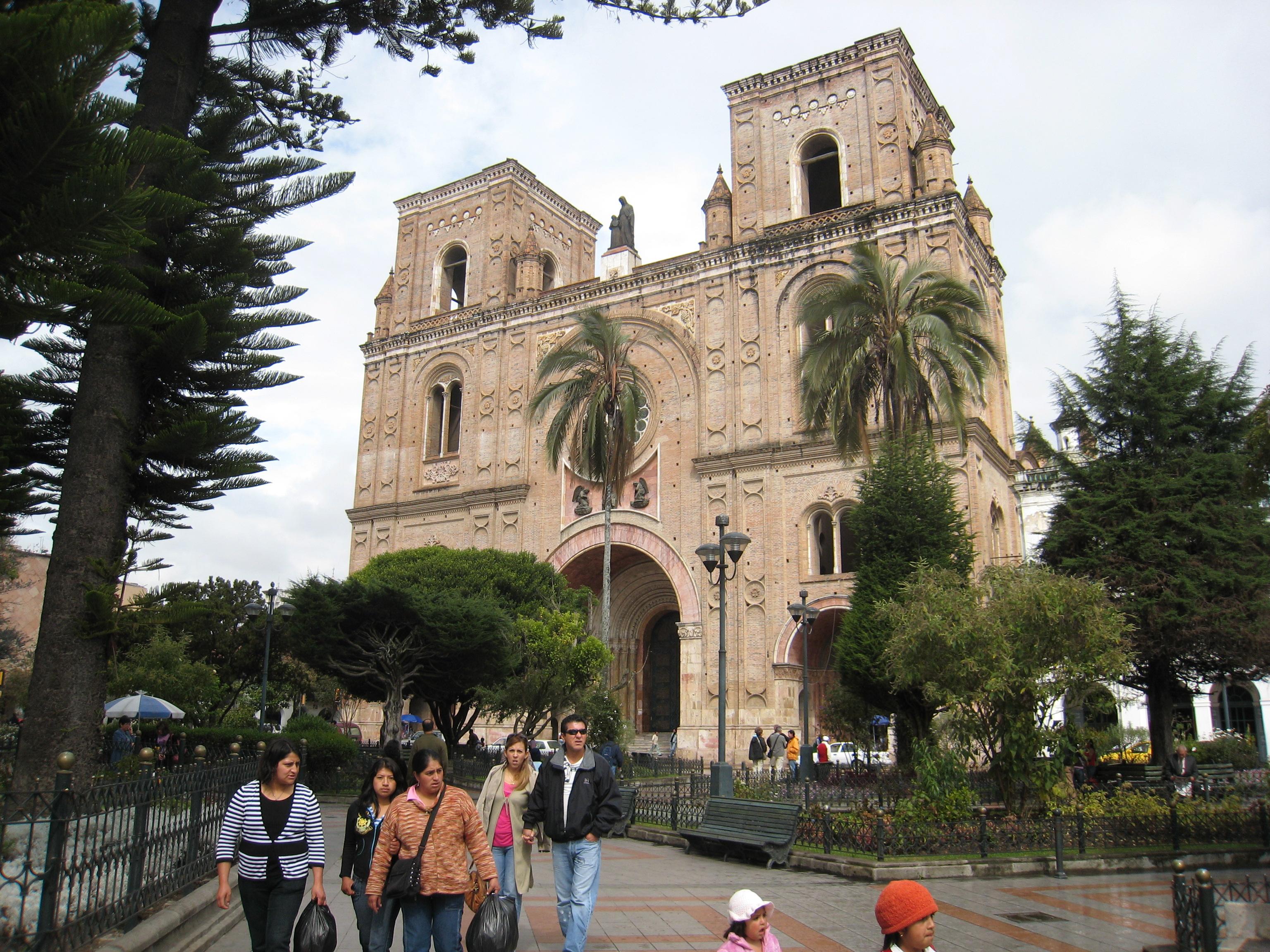 Cuenca ecuador pics