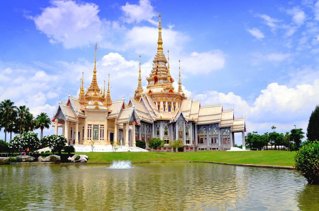 Wat Sorapong in Nakhon Ratchasima - Retire in Thailand