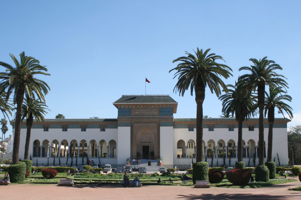 The Tribunal of Commerce, Casablanca
